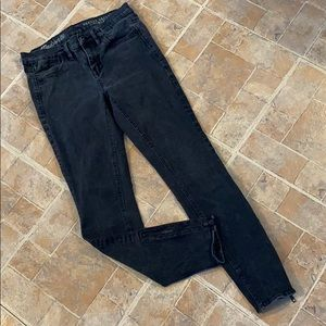 Madewell skinny skinny ankle jeans size women's 27